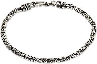 silver bali chain