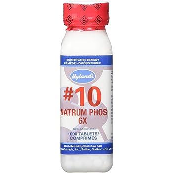 nat phos 6x fogyás
