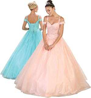 67923b6cabf Layla K Formal Dress Shops FDS101 Sweet 16 Formal Quinceanera Gown
