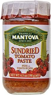 Mantova Sundried Tomato Paste, 6.5-Ounce Bottles (Pack of 4)