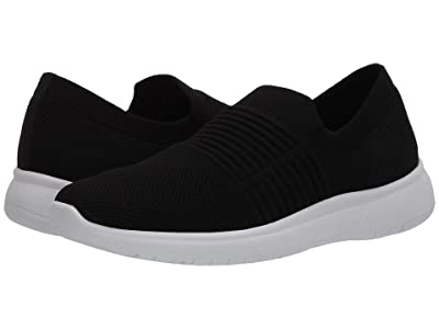 Blondo Karen Waterproof Knit Sneaker (Black Knit) Women