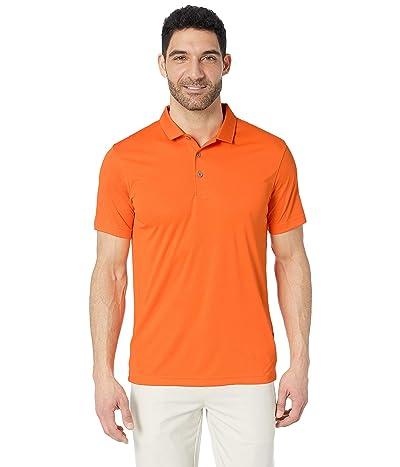 PUMA Golf Rotation Polo (Vibrant Orange) Men