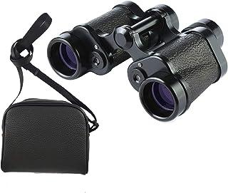YUCyan 双眼鏡 ポロプリズム式 BR 8×30WP 8倍 30口径 BAK 4プリズム 25mm大きい接眼 距離計 高透過率 防振防水 広角