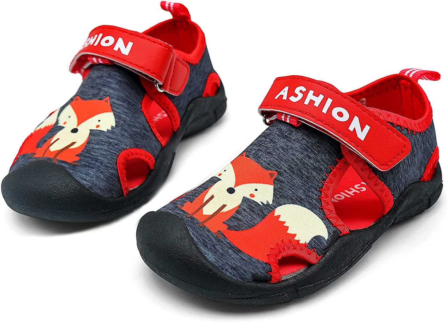 Boys Sandals Closed Toe Toddler Straps Kid for Today's only Two Max 74% OFF Girls