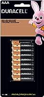 Pilha Alcalina AAA Palito DURACELL com 16 unidades