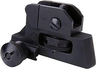 Green Blob Outdoors Rear Iron Sight Match-Grade Tactical Aluminum Picatinny/Weaver Complete Match-Grade 4/15 Back up