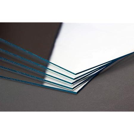 Acrylglas Zuschnitt Plexiglas Zuschnitt 2-8mm Platte//Scheibe klar//transparent 4 mm, 800 x 700 mm