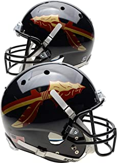 Florida State Seminoles Schutt Black Replica Football Helmet - College Replica Helmets