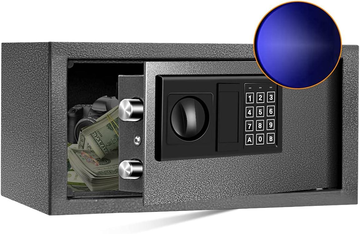 SamYerSafe Safe Box with Sensor Sa safety Resistant Fire Ranking TOP19 Digital Light