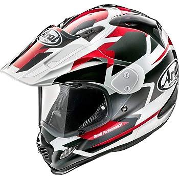 アライ (ARAI) バイクヘルメット オフロード ツアークロス3 デパーチャー (DEPARTURE) 赤 59-60cm TX3-DEPARTURE-RD_59