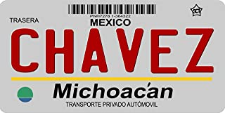 Best michoacan license plate frame Reviews