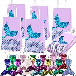 little mermaid party bags