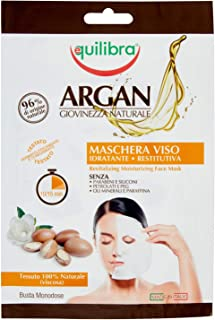 Equilibra Argan-gezichtsmasker, 20 g