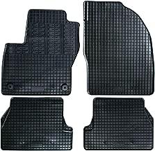 UnfadeMemory Alfombrillas para Ford Focus III 2011-2015,Gran Ajuste y Agarre,Resistente a la Abrasi/ón,Gris Antracita
