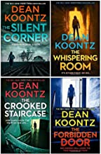 Jane Hawk Thriller Series 4 Books Collection Set (The Silent Corner, The Whispering Room, The Crooked Staircase, [Hardback]The Forbidden Door)