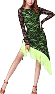 Lace Fringe 20's Vintage Style Gatsby Flapper Party Dance Costume