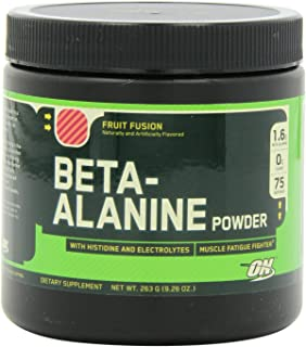 Beta Alanine Powder 263 海外直送品