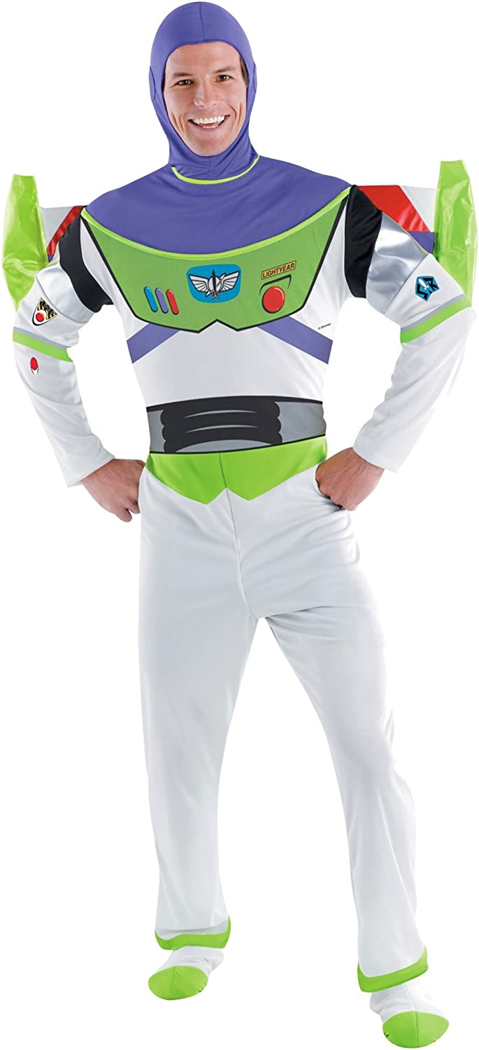 Disguise Men's Ranking TOP19 Deluxe Buzz X-Large Lightyear Costume Boston Mall Disney
