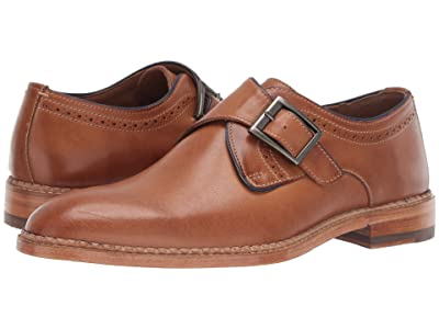 J&M EST. 1850 Chambliss Monk (Tan) Men