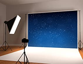 Kate 7X5ft Star Photo Backdrop Evening Sky Backdrops for Photographers Starry Night Backdrop