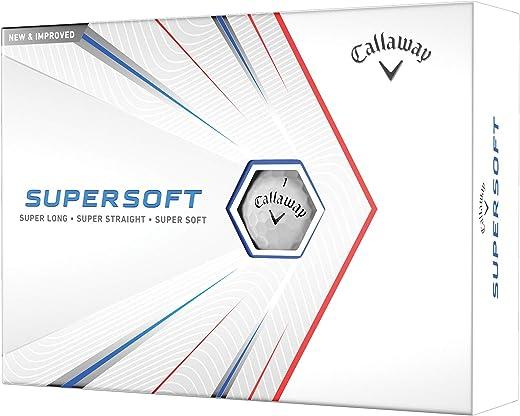 Callaway Golf Supersoft Golf Balls 2021