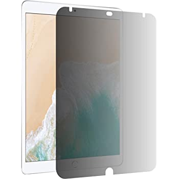 """AmazonBasics Slim Privacy Screen Filter for 9.7"""" iPad Air1 / Air2 / Pro 2016, Antimicrobial, Anti Glare UV & Blue Light Filter (Portrait 9.7 inch, 9.3"""" x 6.5"""")"""