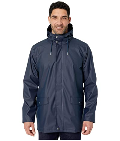 Helly Hansen Moss Rain Jacket (Navy) Men