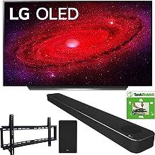 $2343 » LG OLED55CXPUA 55-inch CX 4K Smart OLED TV with AI ThinQ (2020) Bundle SN8YG 3.1.2 ch High Res Audio Soundbar + TaskRabbit Installation Services + Vivitar Low Profile Flat TV Wall Mount