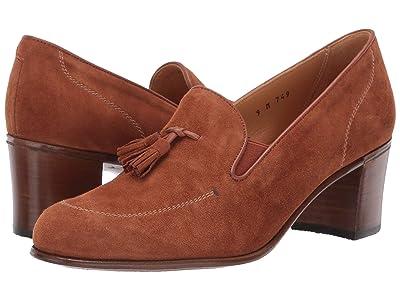 Gravati Tasselled High Heel (Cognac) High Heels