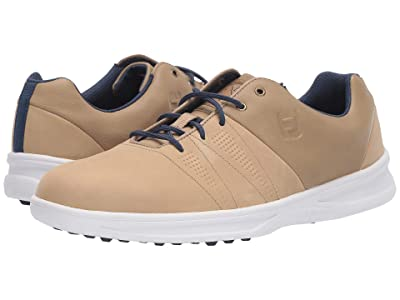 FootJoy Contour Casual (Taupe) Men
