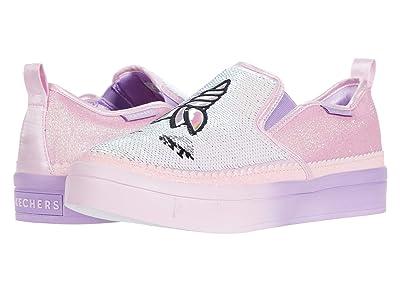 SKECHERS KIDS Twinkle Toes Twi-Lites 2.0 314547L (Little Kid/Big Kid) (Light Pink/Multi) Girl
