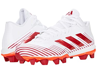 adidas Freak Mid 20 (Footwear White/Team Power Red/Solar Red) Men