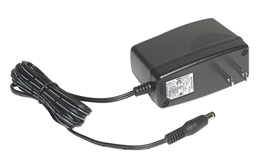 NETGEAR AC/DC Power Adapter for Wireless-AC and Wireless-N Access Points (PAV12V-100NAS)