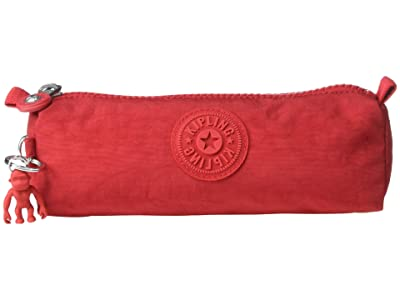 Kipling Freedom Pouch (Red Rouge) Handbags