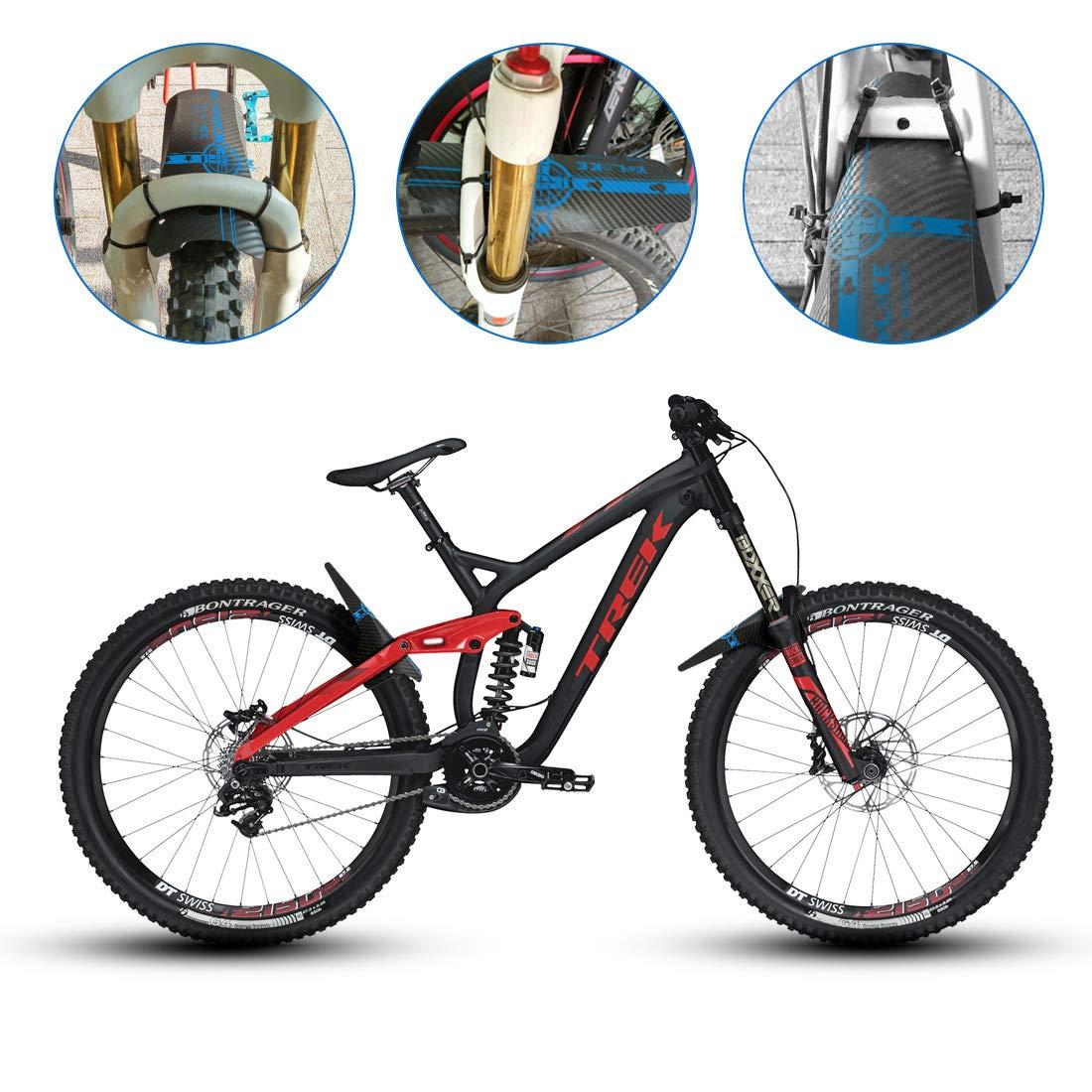 YOLOKE MTB Guardabarros, Guardabarros Bicicletas,Delantero y ...