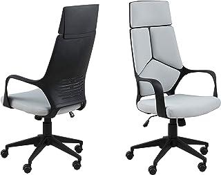 AC Design Furniture Durin kontorsstol, B: 67 x D: 67 x H: 125 cm, tyg, grå