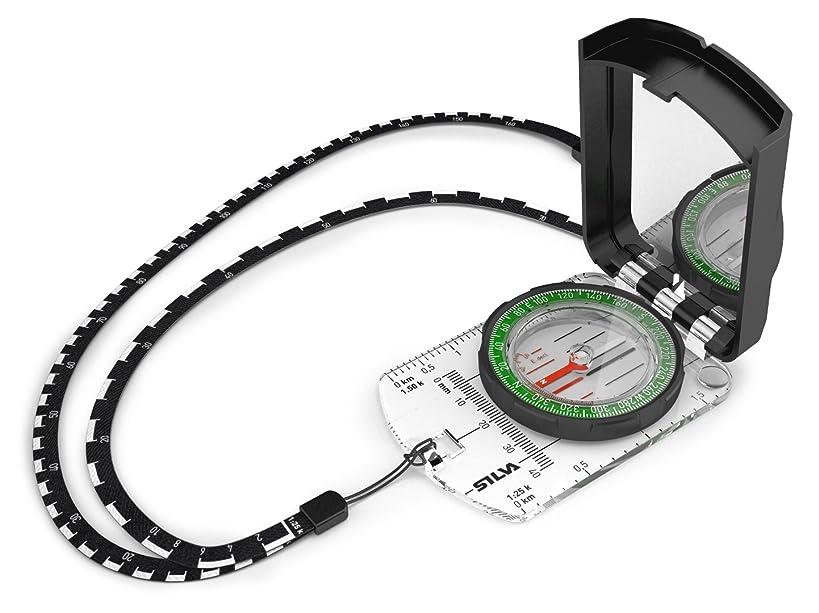Silva Ranger S Compass | Metric Sqale | Night-Enabling Luminous Markings | Perfect for Navigation, Hiking, Trecking and Hunting