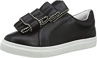 Lost Ink Women's Wf Hetti Stud Slip Trainers
