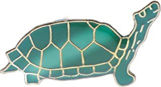 Turtle Hat or Lapel Pin PPMturtle