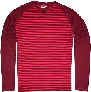 Men Waffle Long Sleeve T-Shirt