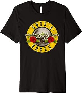 Guns N Roses Bullet Premium T-Shirt