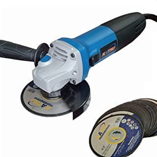 KATSU 780W Electric Angle Grinder 115mm + 20PCS Cutting Discs