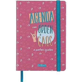 Finocam - Agenda Talkual 2020 8º - 120x169 1 día página Orden ...