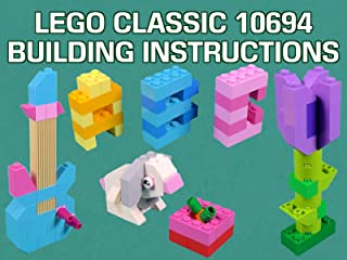 LEGO Classic 10694 Building Instructions