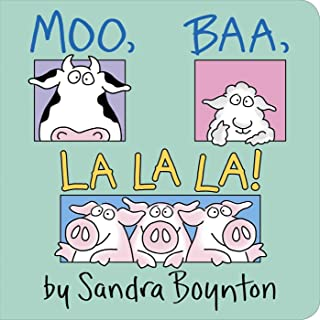 Moo Baa La La La