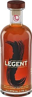 Legent Premium Kentucky Straight Bourbon Whiskey, mit Finish in Rotwein- und Sherryfässern, 47% Vol, 1 x 0,7l