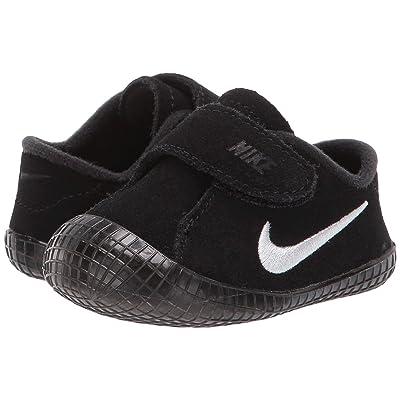Nike Kids Waffle 1 (Infant/Toddler) (Black/White) Boys Shoes