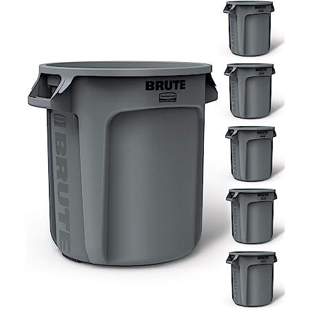 1 Black 41-50 Gallons SPANDEX Stretch Round Trash Bin COVER Wedding Party