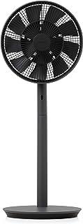バルミューダ 省エネ 静音 リビング扇風機 The GreenFan(グリーンファン) | EGF-1700 (ダークグレー×ブラック)