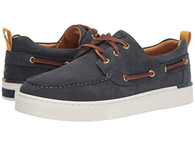 Sperry Gold Cup Victura 3-Eye (Navy) Men